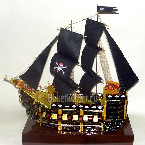 Подарочный корабль своими руками для мужчин 66