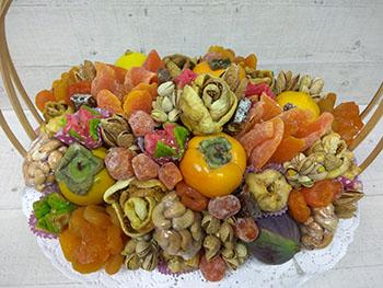 13 Купить букеты из овощей и фруктов